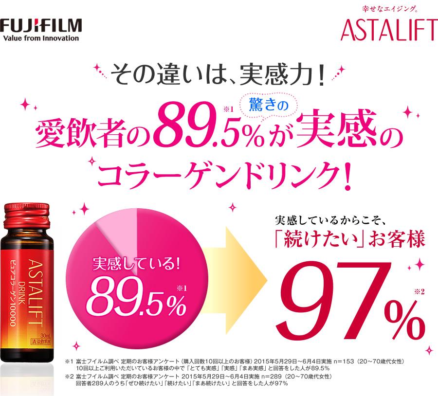 【アスタリフト】コラーゲンドリンク トライアル